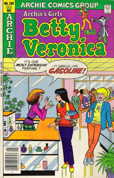 Archie's Girls Betty and Veronica Vol 1 289