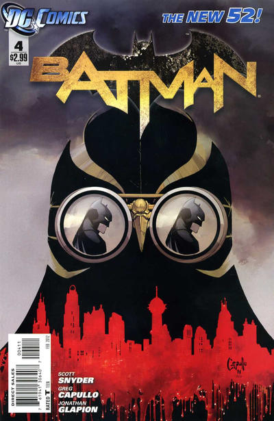 Batman Vol 2 4