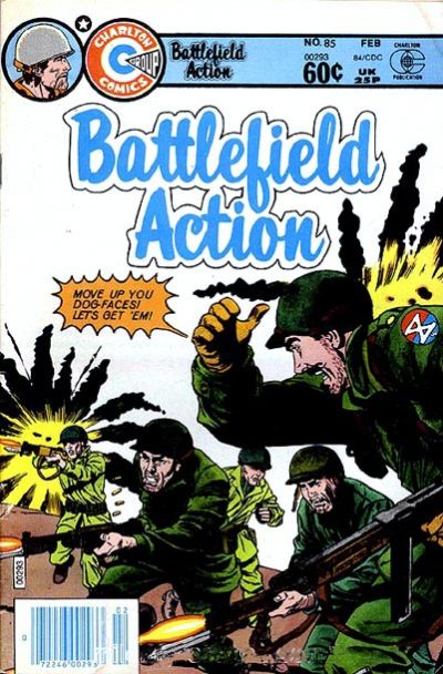 Battlefield Action Vol 1 85