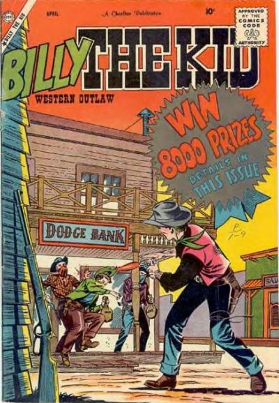 Billy the Kid Vol 1 16