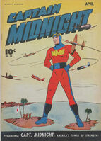 Captain Midnight Vol 1 30