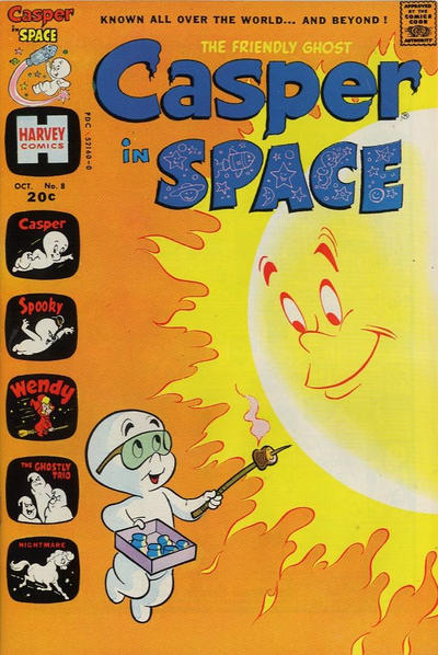 Casper in Space Vol 1 8