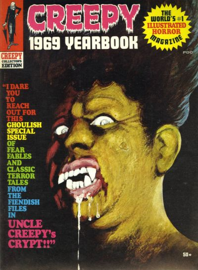 Creepy Yearbook Vol 1 2
