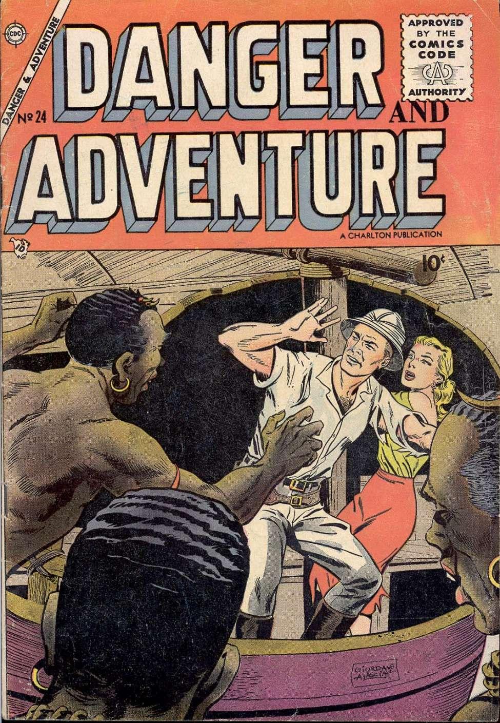 Danger and Adventure Vol 1 24