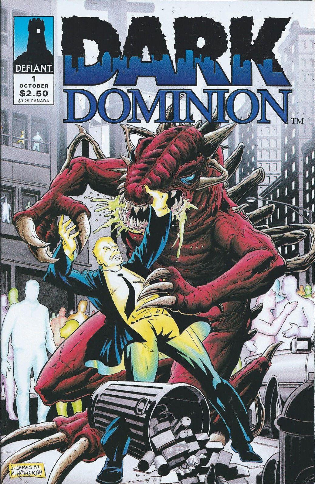 Dark Dominion Vol 1