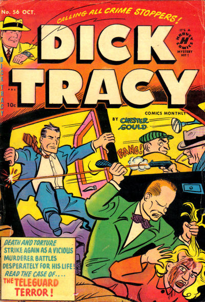 Dick Tracy Vol 1 56