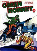 Green Hornet Comics Vol 1 10
