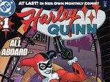 Harley Quinn Vol 1 1