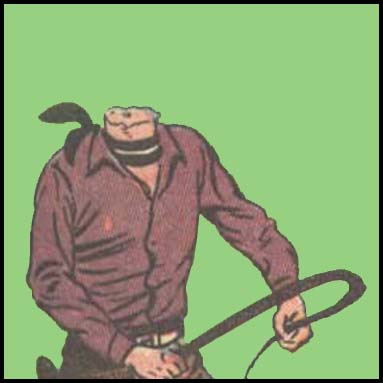 Headless Horseman (Earth-MLJ)