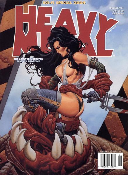 Heavy Metal Special Vol 18 1