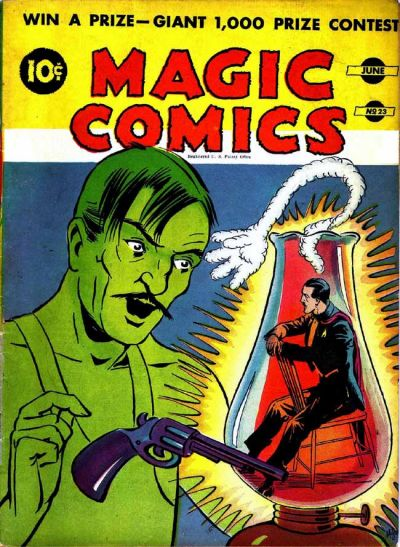 Magic Comics Vol 1 23