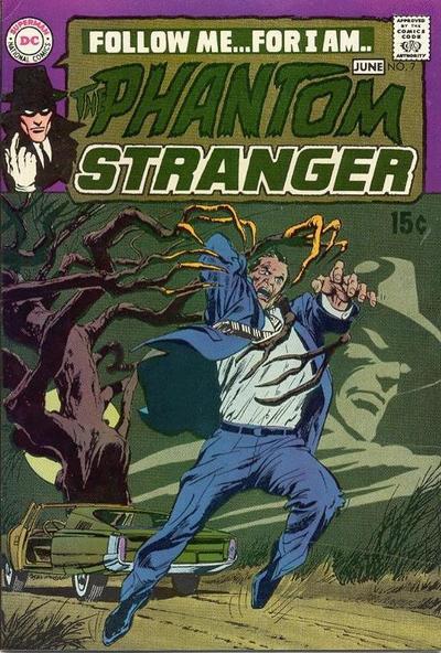 Phantom Stranger Vol 2 7