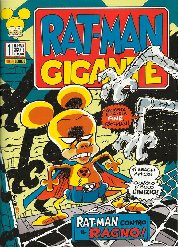 Rat-Man Gigante Vol 1
