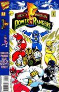 Saban's Mighty Morphin Power Rangers Vol 3 1