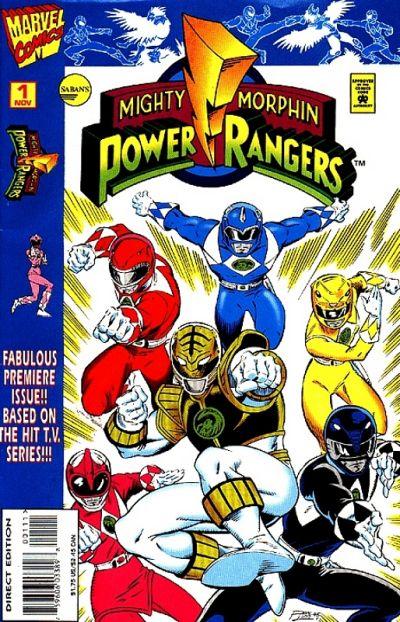Saban's Mighty Morphin Power Rangers Vol 3