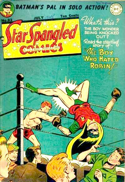 Star-Spangled Comics Vol 1 82