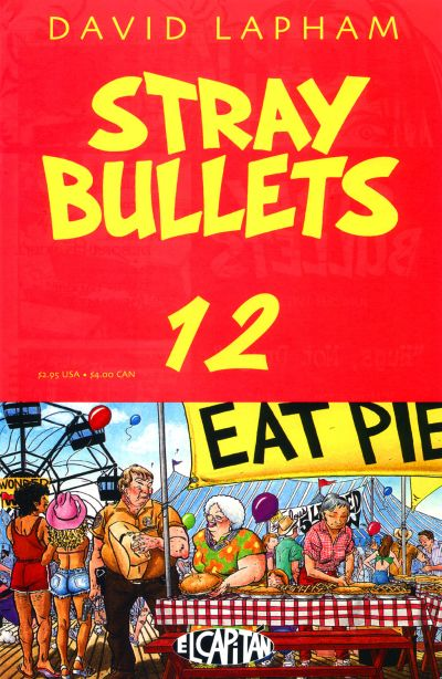 Stray Bullets Vol 1 12