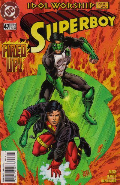 Superboy Vol 4 47
