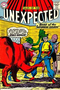 Tales of the Unexpected Vol 1 58