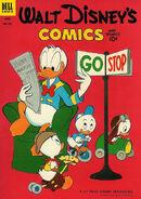 Walt Disney's Comics and Stories Vol 1 151