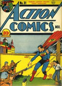 Action Comics Vol 1 31