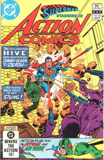 Action Comics Vol 1 533
