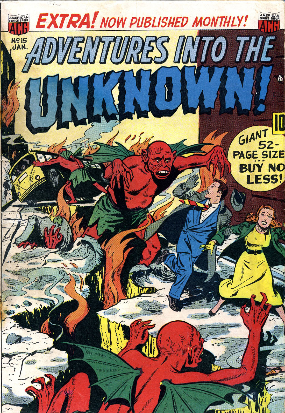 Adventures into the Unknown Vol 1 15