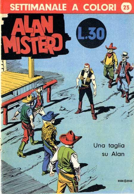 Alan Mistero Vol 1 23