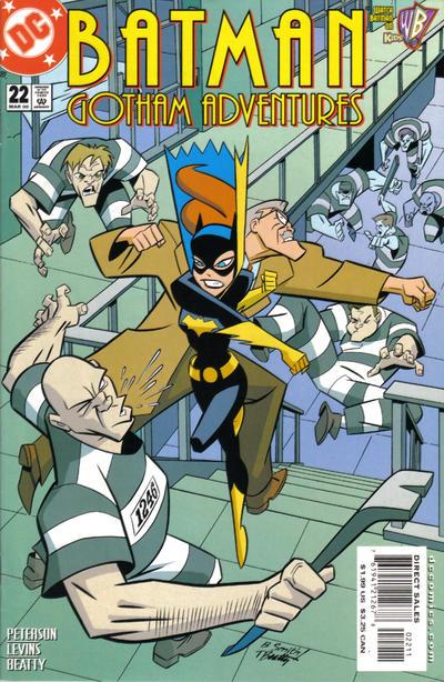Batman: Gotham Adventures Vol 1 22