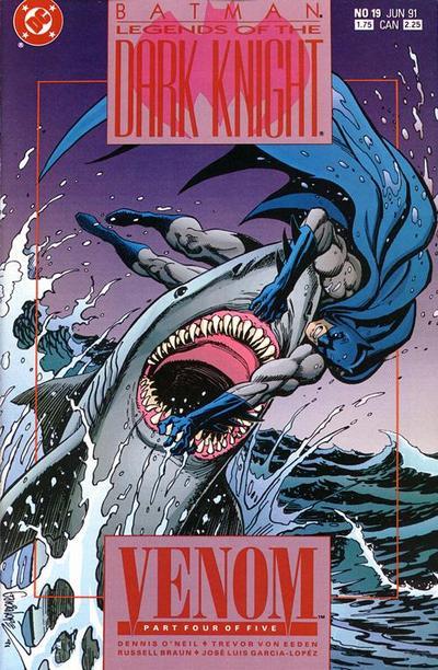 Batman: Legends of the Dark Knight Vol 1 19