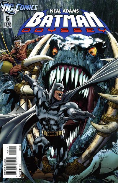 Batman: Odyssey Vol 2 5