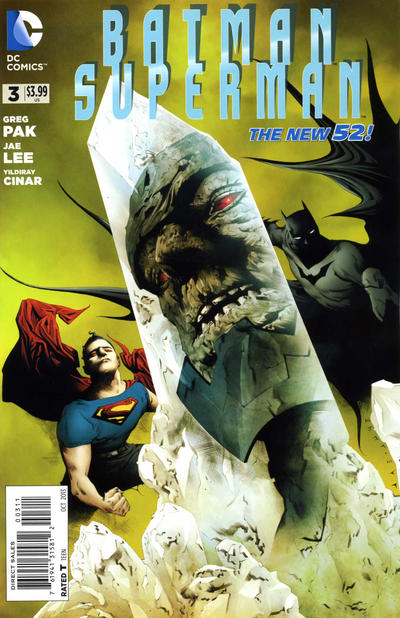 Batman/Superman Vol 1 3