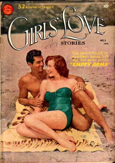Girls' Love Stories Vol 1 3