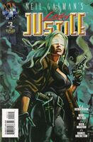 Neil Gaiman's Lady Justice Vol 1 2