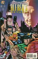 Nightwing Alfred's Return Vol 1 1