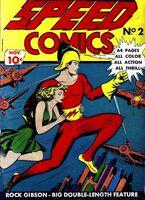 Speed Comics Vol 1 2