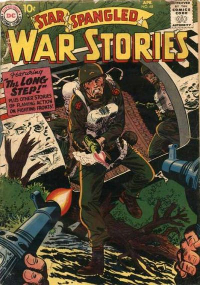 Star-Spangled War Stories Vol 1 68