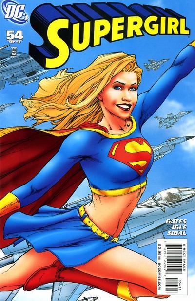 Supergirl Vol 5 54