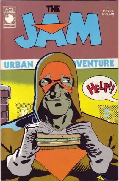 The Jam: Urban Adventure Vol 1