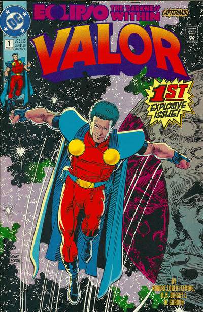 Valor (DC) Vol 1 1