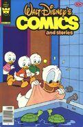Walt Disney's Comics and Stories Vol 1 476