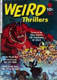 Weird Thrillers Vol 1 2