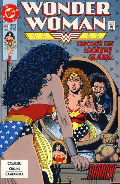Wonder Woman Vol 2 65