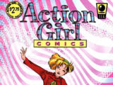 Action Girl Comics Vol 1 12