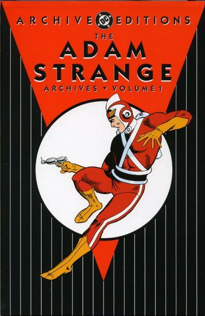 Adam Strange Archives Vol 1