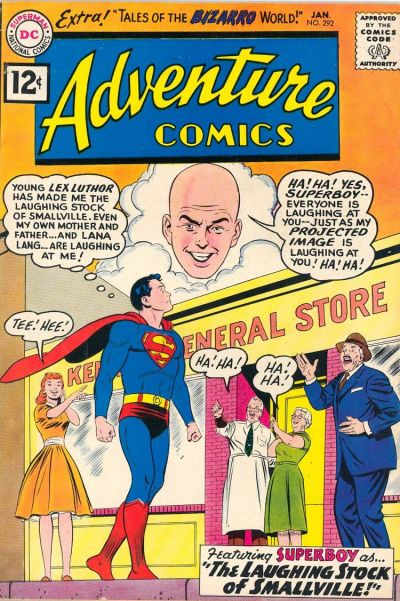 Adventure Comics Vol 1 292