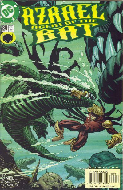 Azrael: Agent of the Bat Vol 1 80