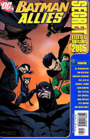 Batman Allies Secret Files and Origins Vol 1 2005