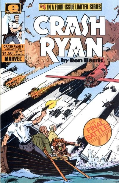 Crash Ryan Vol 1 4