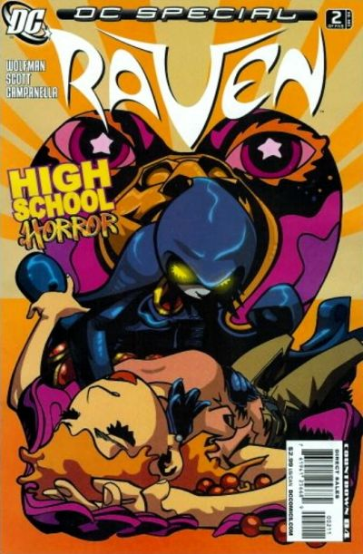 DC Special: Raven Vol 1 2
